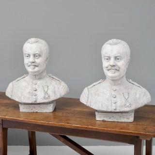 Plaster Heads