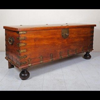 Mid-18th Century Sri Lankan Chest