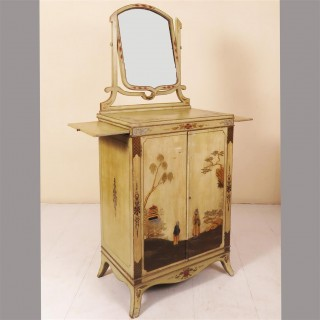 20th Century Chinoiserie Dressing Cabinet
