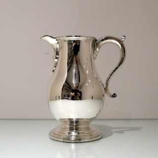George V Sterling Silver Beer Jug London 1931 Richard Comyns for Tiffany & Co