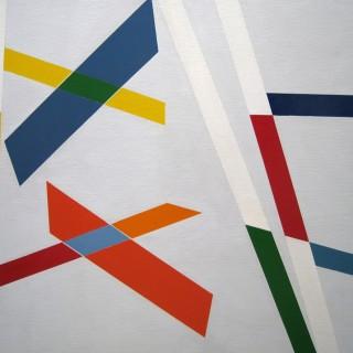 Signes dans l'Espace III  by  René Roche (1932 – 1992)