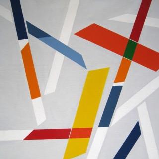 Signes dans l'Espace II  by  René Roche (1932 – 1992)