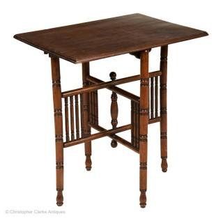 Low Folding Side Table