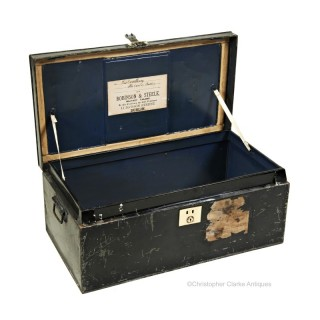 The Earl of Dudley's Ceremonial Uniform Trunk