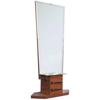 Andre Sornay, Dressing Mirror and Vanity Unit, circa 1920s