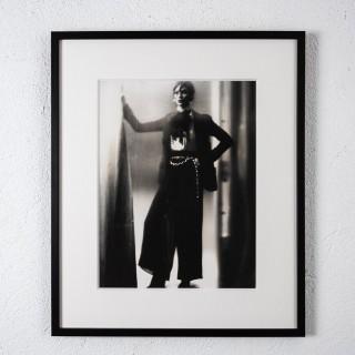 Original photograph of Vanessa Paradis by Karl Lagerfeld