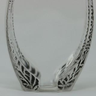 Rene Lalique Glass Renaud Perfume Bottle
