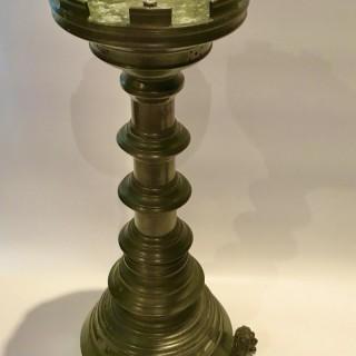 Early Bronze Pricket Stick