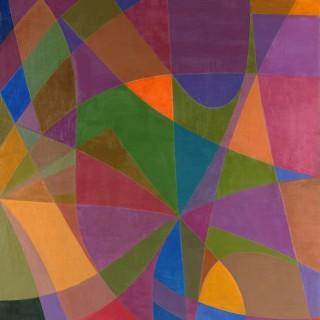 La Palmeraie  by  Othello Radou (1910-2006)
