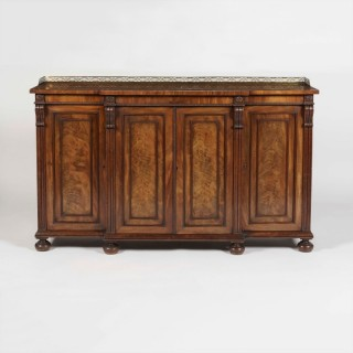A Regency Side Cabinet Attributed to Gillows