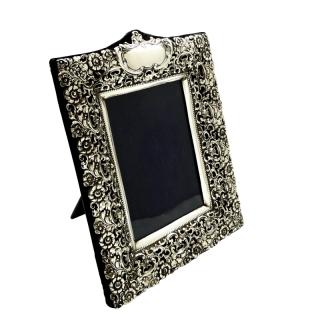 Antique Edwardian Sterling Silver 9 1/2
