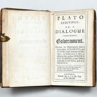 Plato Redivivus