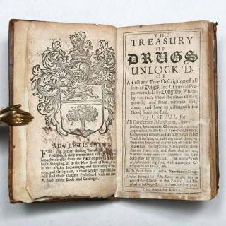 The Treasury of Drugs Unlock'd
