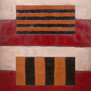 Sean Scully - Double Window