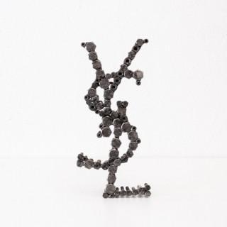 Yves Saint Laurent by Henri Ureta