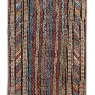 Antique Kurdish Carpet