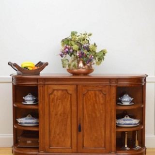 Howard and Sons Mahogany Credenza
