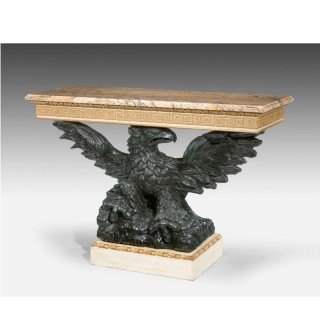 Late 19th Century Eagle Pier Table
