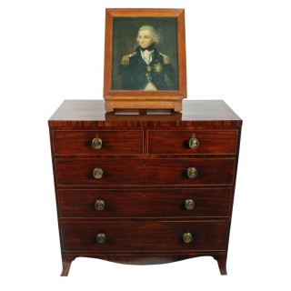 Admiral Lord Nelson Chest of Drawers