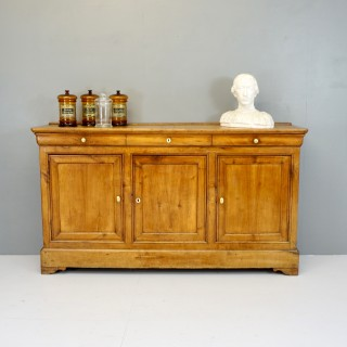 Three Door Cherry Sideboard