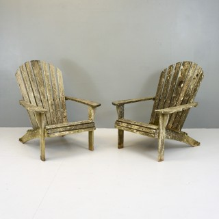 Pair of Garden Chairs
