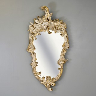 Ornate Carved Mirror