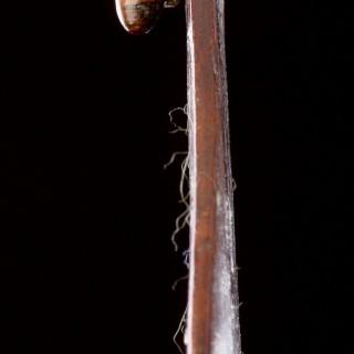 Aboriginal West Australian District of Victoria Paddle Shaped Spear Thrower 'Meru'