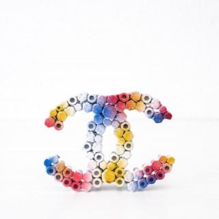 Petit Chanel Multicolor by Henri Ureta