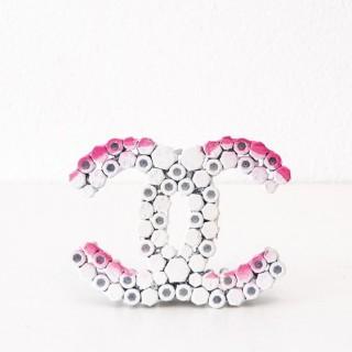 Chanel Rose et Blanc by Henri Ureta