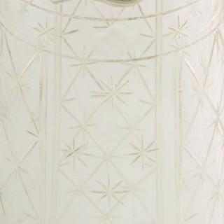 Victorian Cut Glass Claret Jug