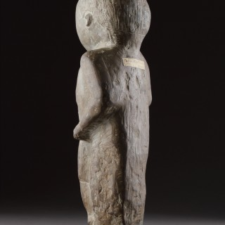 Limestone Papua New Guinea East New Britain Tolais Peoples Spirit Figure 'Pokopoko Ingiat'
