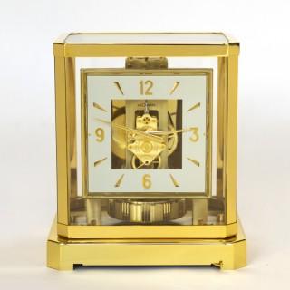 Jaeger leCoultre 1960s Atmos clock