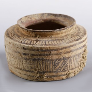 Indus Valley Decorated Container