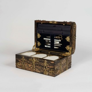 A Fine Writing Box Retailed by Howell, James & Co