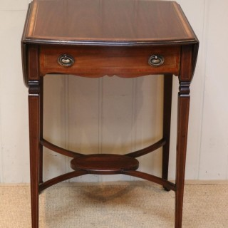 Edwardian Pembroke Table