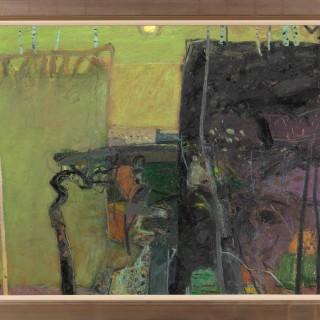 'Segenwell' oil painting by Scottish artist Sandy Murphy