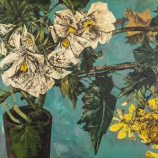 FLOWERS - Bryan Kneale MBE RA b.1930