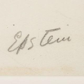 ODALISQUE - Sir Jacob Epstein KBE 1880-1959