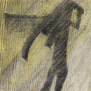 'Downpour' by Scottish artist Willie Rodger RSA  (1930-2018)
