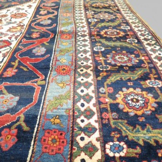 Very large Bidjar carpet