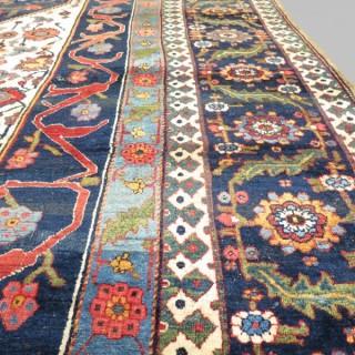 Very large Bidjar carpet