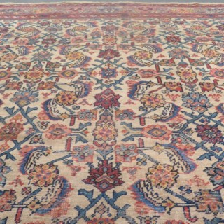 Early Mahal carpet, Sultanabad district