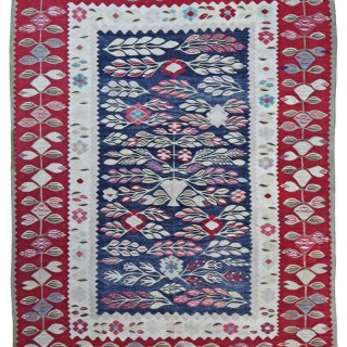 Antique Thracian Kilim