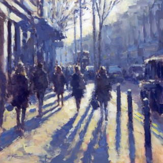 Blue Afternoon, Kings Road