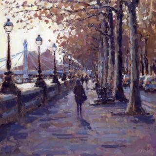 Autumn, Chelsea Embankment