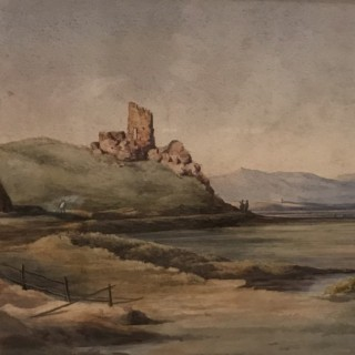 Nineteenth Century Italian Watercolour
