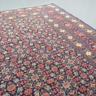 Fine antique Tabriz carpet