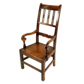 Scottish Birch Country Chair