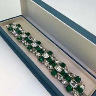 Vintage Costume Jewellery Bracelet