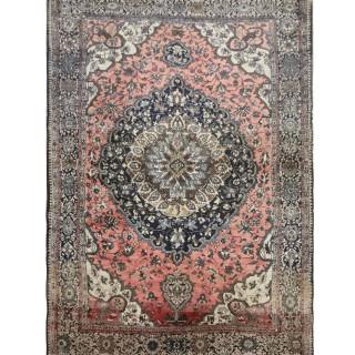 Antique Handwoven Persian Area Rug- 113x192cm